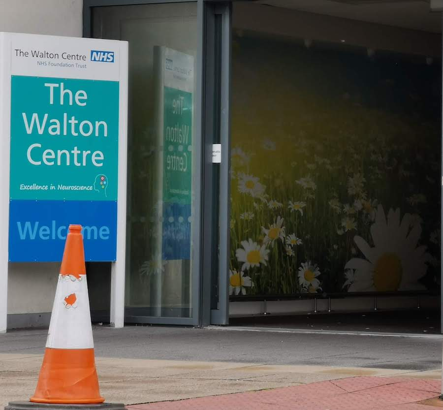 How I Acquired My Disability: The Walton Centre NHS Foundation Trust.