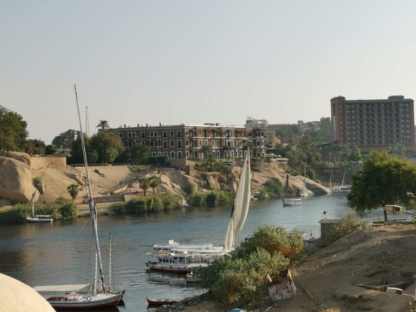 Egypt Part Four: Aswan for Two Nights.